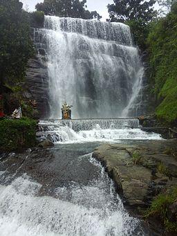 Dunsinane Falls