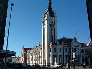 East London Town Hall