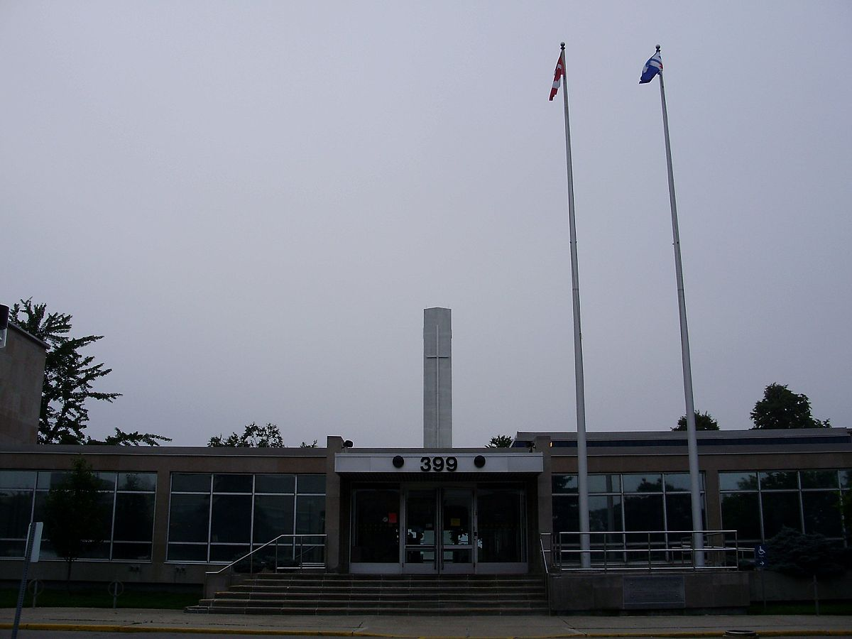 Etobicoke Civic Centre  Wikipedia