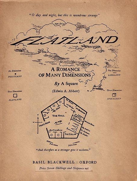 Image:Flatland cover.jpg
