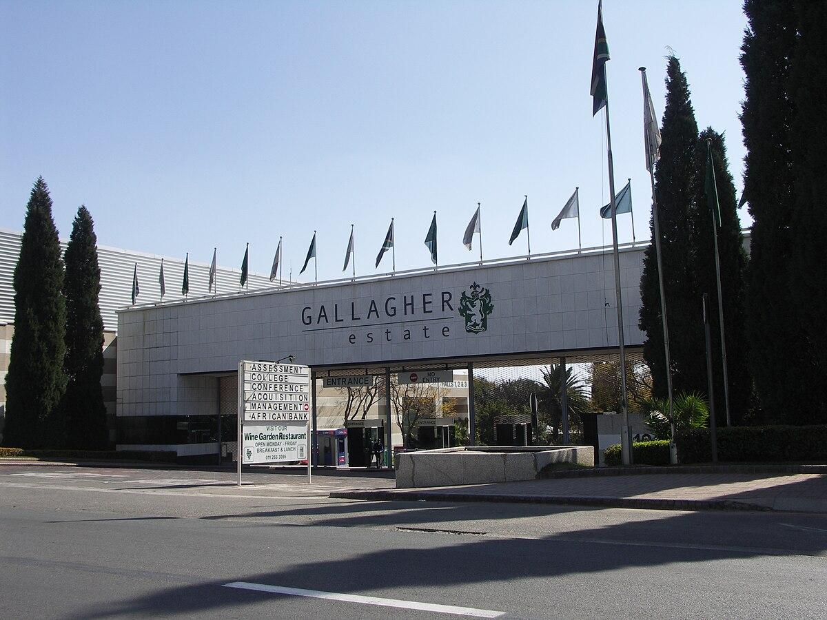 Gallagher Convention Centre  Wikipedia
