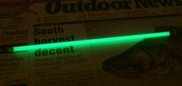 Image result for does tritium glow