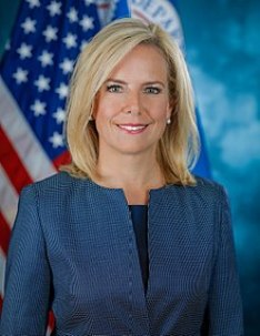 Image result for Kirstjen Nielsen,