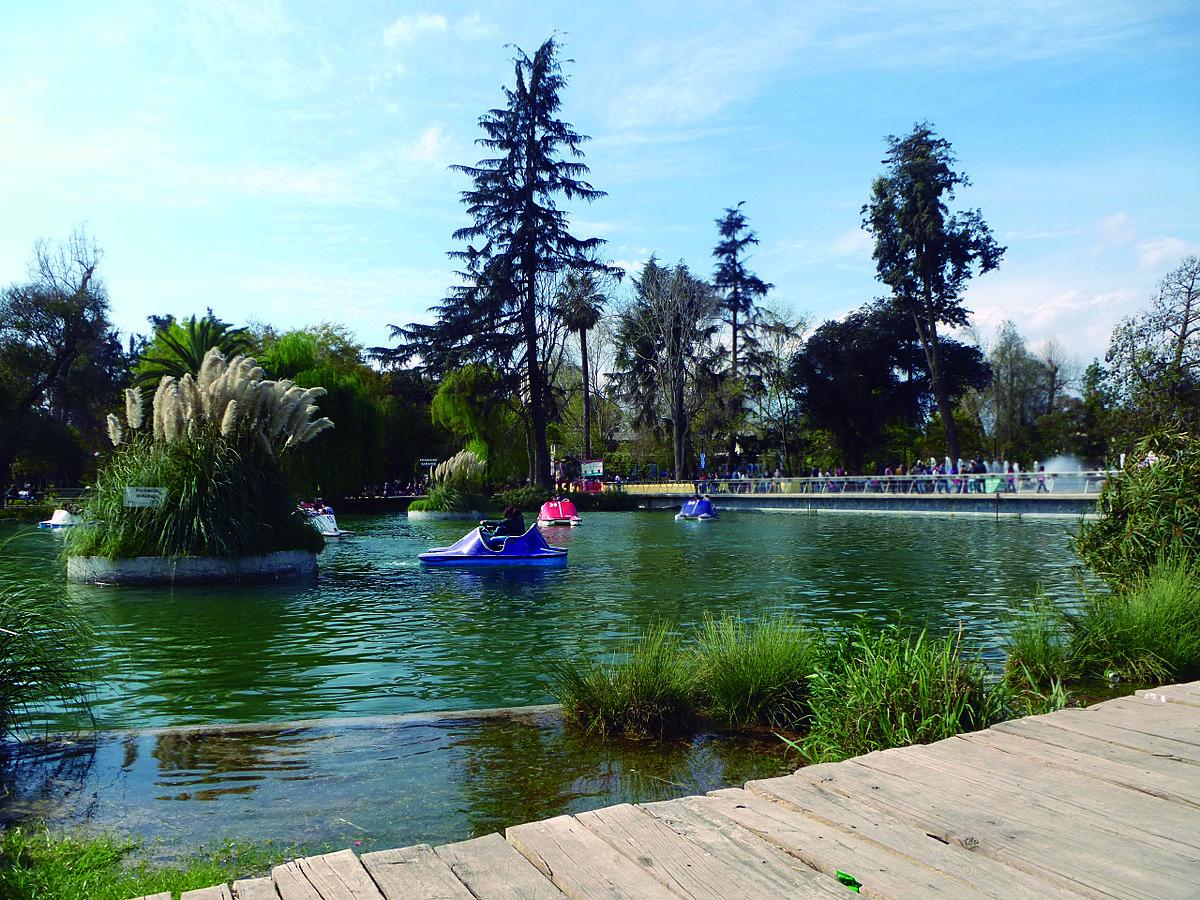 Parque Quinta Normal  Wikipedia la enciclopedia libre