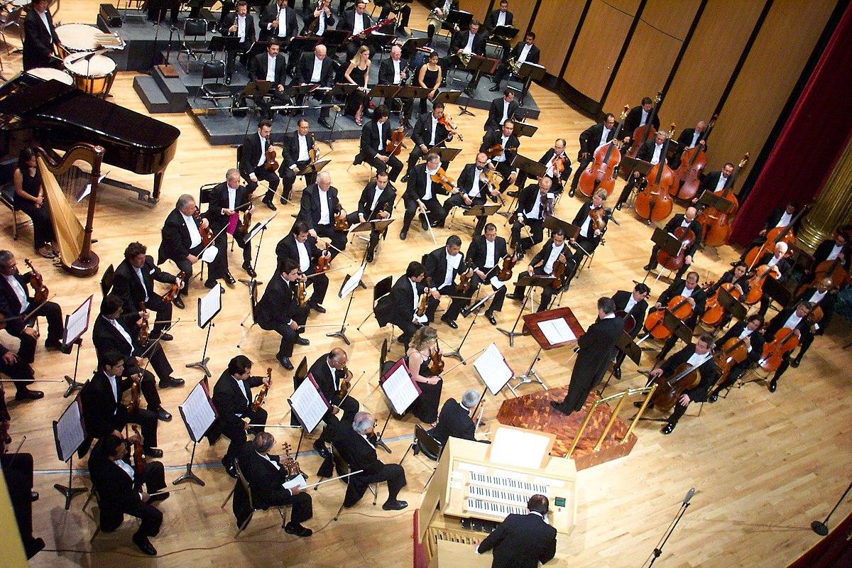Orchestra  Wikipedia
