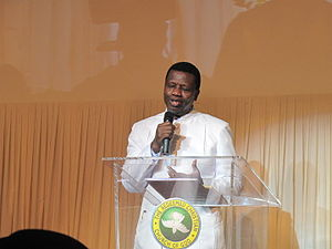 English: Enoch Adejare Adeboye