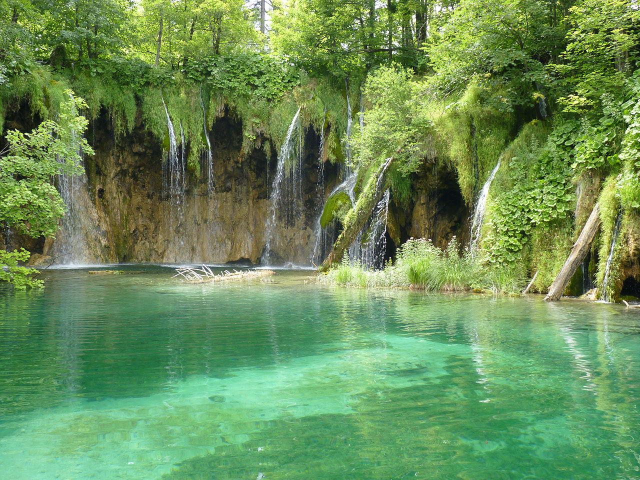 Scenery Wallpaper Hd Free Download File Plitvice Lakes Croatia Summer 2011 17 Jpg