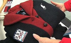 A Polo Ralph Lauren Team USA 2010 Winter Olymp...