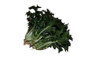turnip top, turnip greens