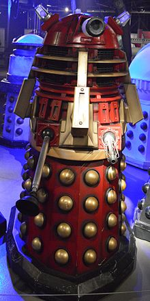 Dalek variants  Wikipedia