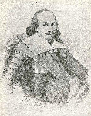 Count Clas Tott (1630-1674), Swedish warrior a...