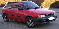 1992-1995 Toyota Starlet 1.3 i EP81