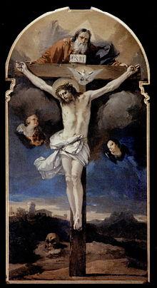 Giovanni Battista Tiepolo  Trinit