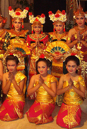 English: Balinese_dancers Ubud
