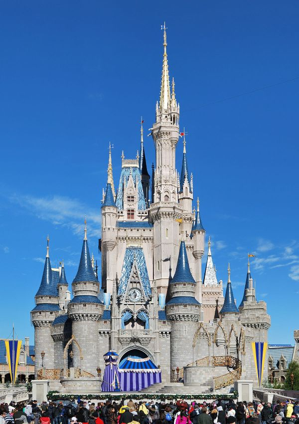 Cinderella Castle - Wikipedia