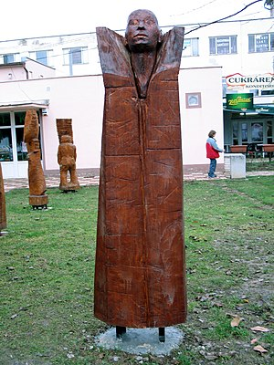 Slovenčina: Hontiansky druid
