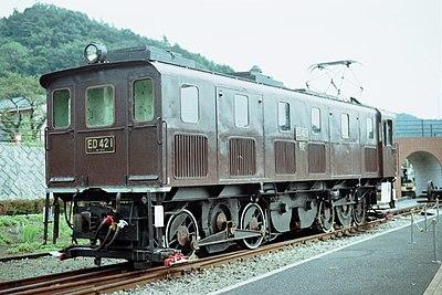 日本國鐵ED42型電力機車 - Wikiwand