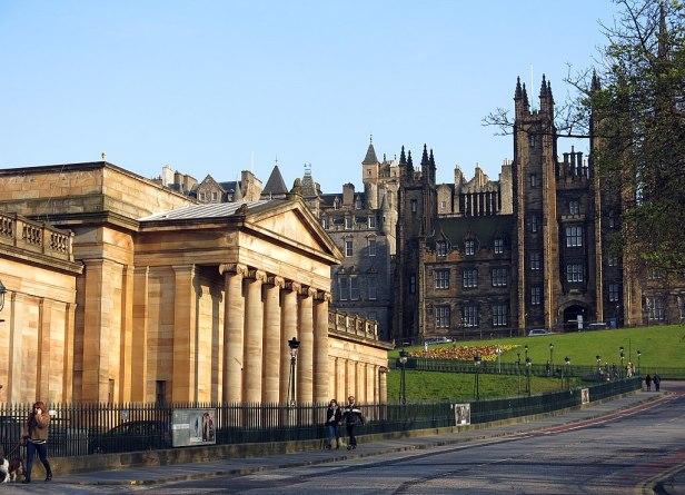 Edinburgh - Scottish National Gallery