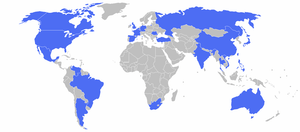 Ford Motor Company global locations