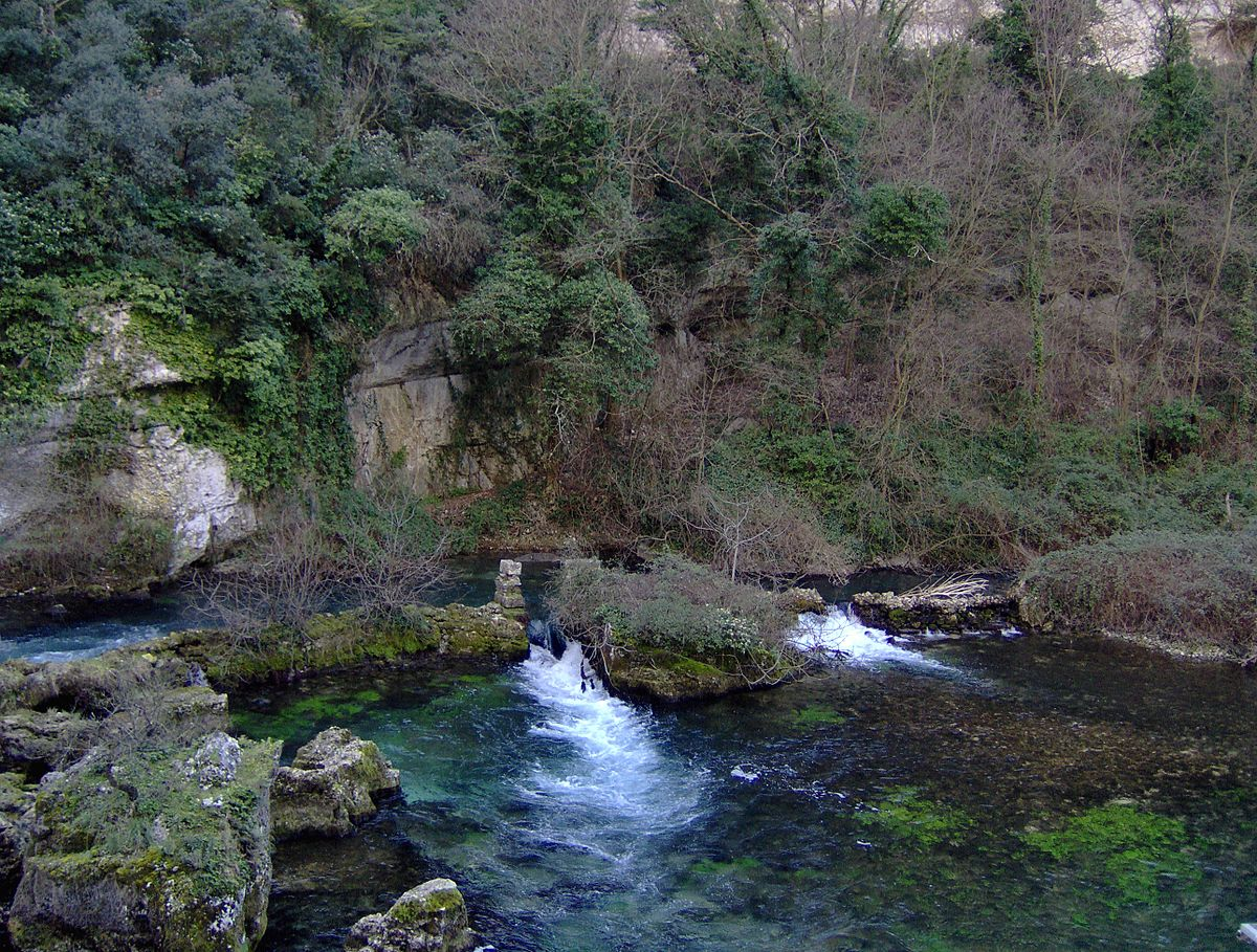 Fontaine De Vaucluse Wikipedia
