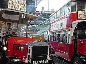 Summary: London Transport Museum Author:SolGru...