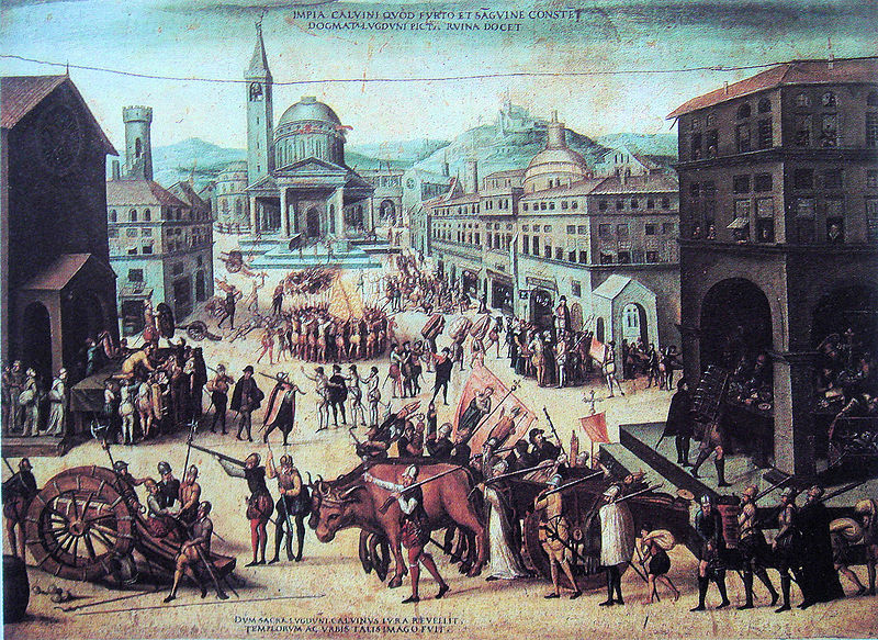 File:Looting of the Churches of Lyon by the Calvinists 1562.jpg
