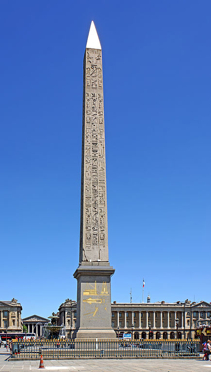 FileLuxor Obelisk Place De La Concorde Paris 2014jpg