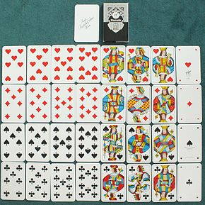 Deck Of Cards Size