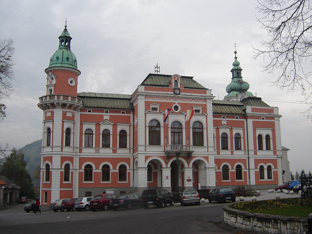 Ruomberok  Wikimedia Commons