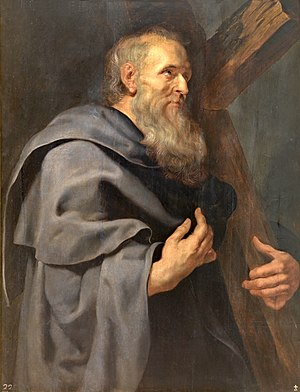 St. Philip, from Rubens' famous Apostle Series