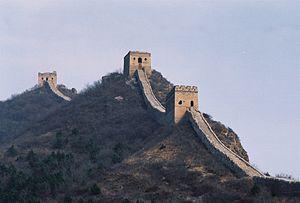 Grande muraille de Chine à Simatai