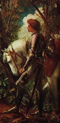 Faucon De La Table Ronde : faucon, table, ronde, Galaad, (légende, Arthurienne), Wikipédia