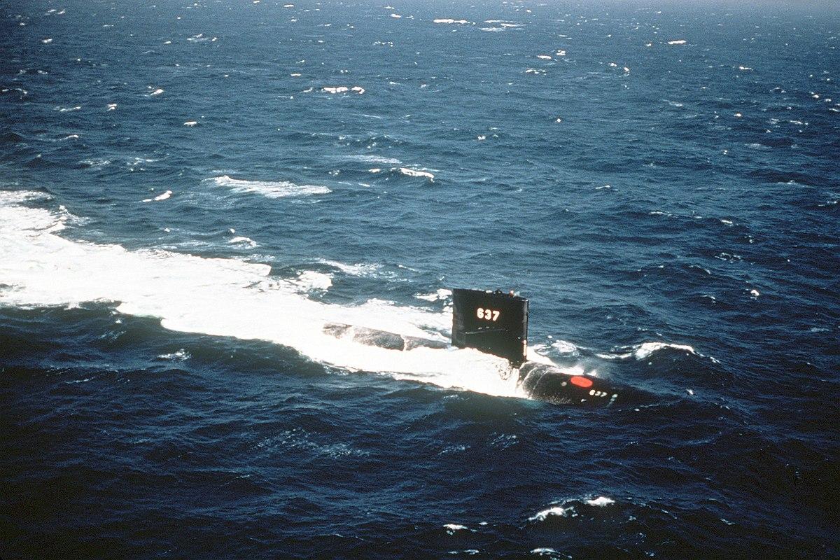 USS Sturgeon SSN 637 Wikipedia