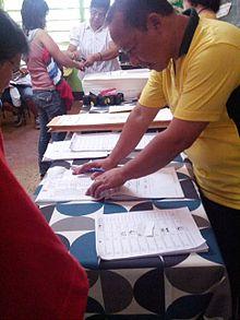 barangay election
