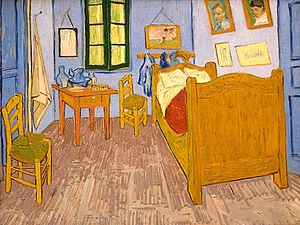 Vincent's Bedroom in Arles