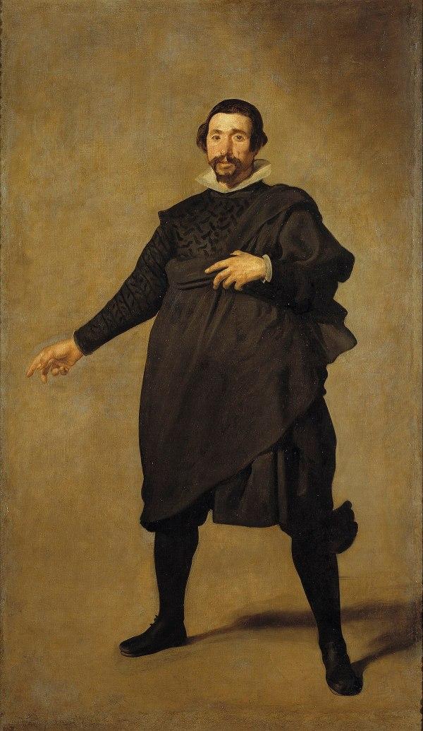 Portrait Of Pablo De Valladolid - Wikipedia
