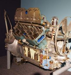429 cadillac engine diagram [ 1200 x 900 Pixel ]