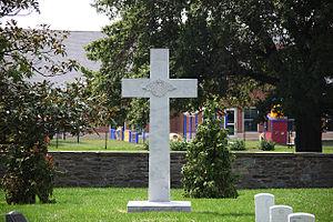 Argonne Cross - Arlington National Cemetery - 2011