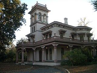 Grading: Bidwell Mansion - Chico
