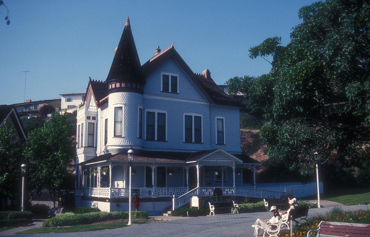 FileCHRISTIAN HOUSE HERITAGE PARK SAN DIEGOjpg  Wikimedia Commons