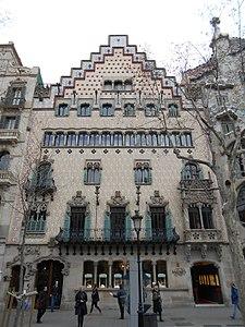 Casa Amatller  Wikipedia