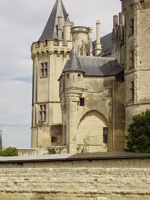 Château de Saumur 2008 PD 08
