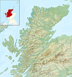 Skye is located in Highland