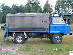 Land Rover Series 2B Forward Control