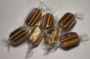 English: Mint humbugs