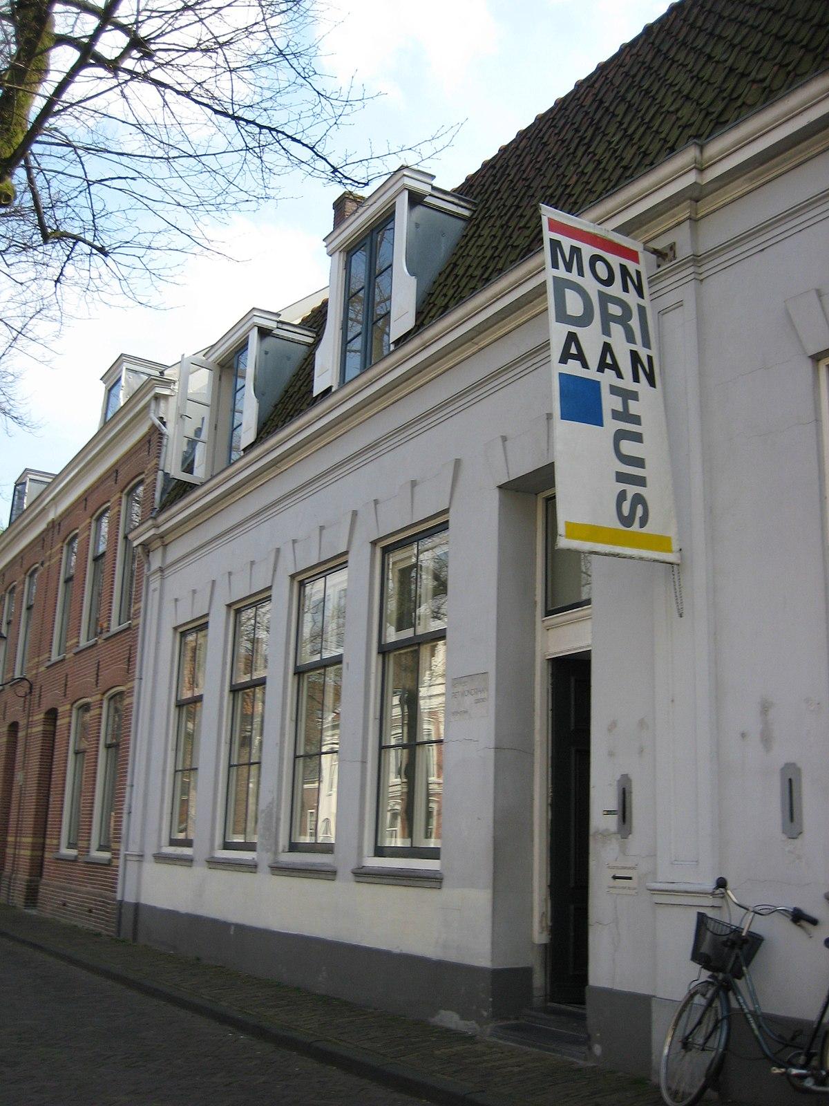 The Mondriaan House  Wikipedia
