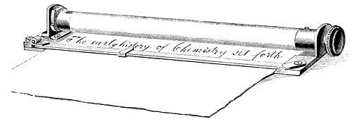Popular Science Monthly/Volume 33/September 1888/Writing