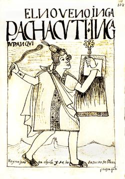 El Inca Pachacútec