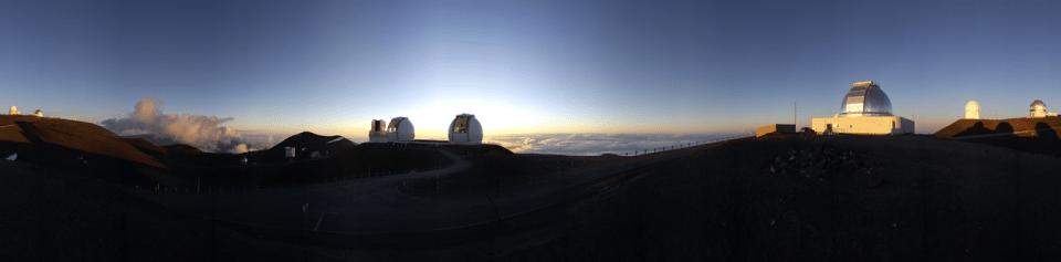 Panorama Mauna Kea