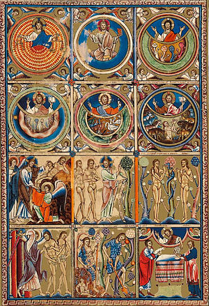 Anglo-Catalan Psalter or The Great Canterbury ...